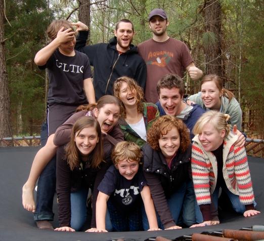 cousins trampoline