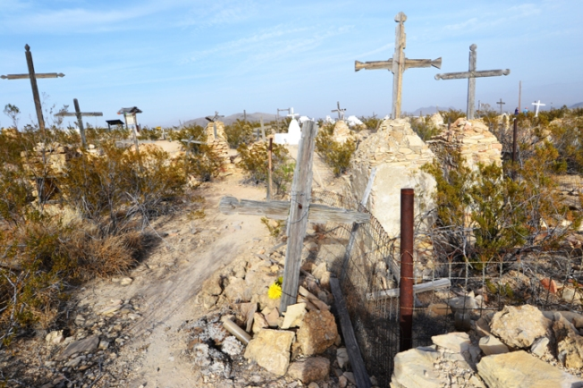terlingua graveyard